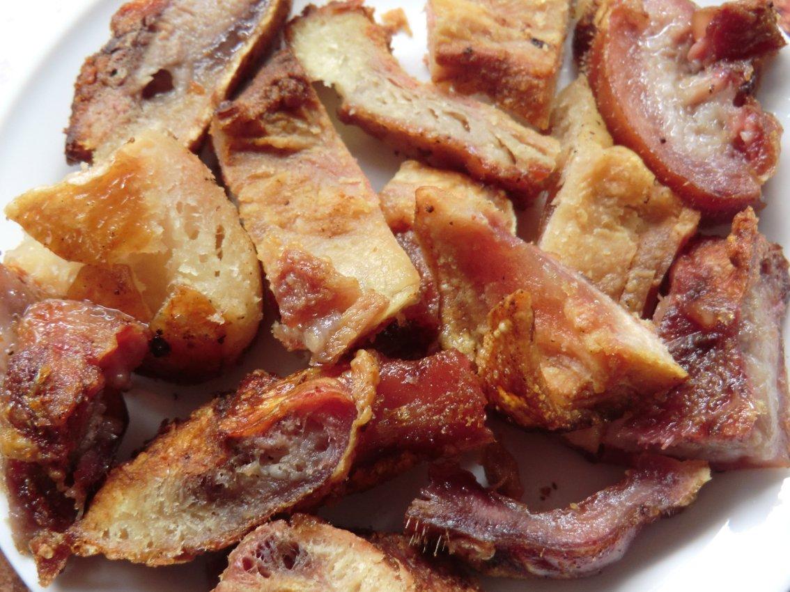Careta de cerdo a la brasa barbacoas y parrillas - Como hacer barbacoas de obra ...